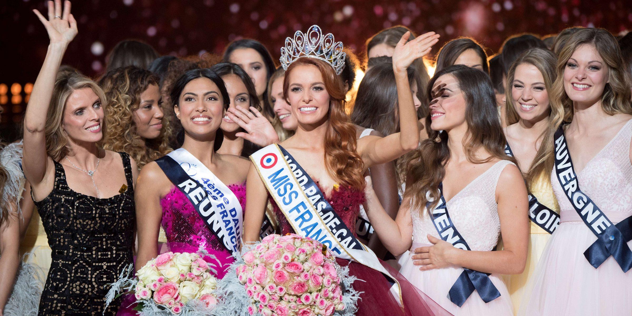 lection nationale miss france 2019 zenith de lille